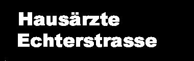 Hausärzte Echterstrasse Logo